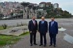 Resim Vali Kaban'dan Kömürspor'a Otopark Müjdesi