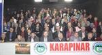 Resim Karapınar'lılar Vizyon Türk'te Ağırlandı