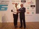 Resim Başkan Güneş, Yılın Yerel Yöneticiler Ödülünü Aldı