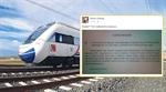 Resim Zerrin Başkan, Tren Müjdesini Verdi