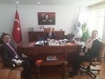 Resim Başkan Güneş Kastamonu'da Ziyaretlerde Bulundu