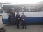 Resim Bakırköy Belediyesi'nden Saltukova Belediyesi'ne Midibüs Hibe Edildi