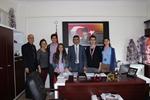 Resim Okçulardan, Özdemir'e Ziyaret