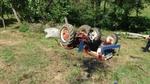 Resim Traktörün Altında Kalan Yaşlı Adam Ağır Yaralandı