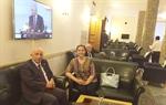 Resim Başkan Güneş'ten Özbakır'a Ziyaret