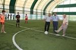 Resim Çaycuma'da Kuran Kursları Arası Futbol Turnuvası Başladı