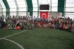 Resim Kuran Kursları Arası Futbol ve Voleybol Turnuvası Sona Erdi