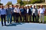 Resim Ak Parti Milletvekilleri, Şehir Stadında İncelemelerde Bulundu