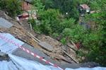 Resim Zonguldak'ta Meydana Gelen Heyelanda Bir Ev Toprak Altında Kaldı