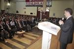 """Resim """"Camiler ve Din Görevlileri Haftası"""" Konferansı Düzenlendi"""