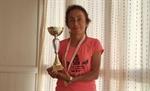 Resim Uluslararası Şanlıurfa Yarı Maratonu'nu Çaycuma'lı Öğretmen Kazandı