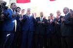 Resim Bakan Özlü, Filyos Belediyesi'nin Hizmet Binası Temel Atma Törenine Katıldı