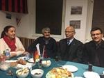 Resim Başkan Güneş Almanya'da Zonguldak'lılar Derneğini Ziyarette Bulundu