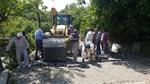 Resim Karapınar'da Yol Çalışmaları Devam Ediyor