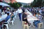 Resim Kadir Gecesinde Karapınar Belediyesinden İftar
