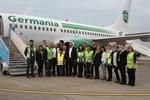 Resim Almanya Duesseldorf Sezonunun Son Uçağı Saltukova'dan Kalktı