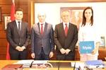 Resim BAKKA Ekibi Filyos için Ankara'daydı