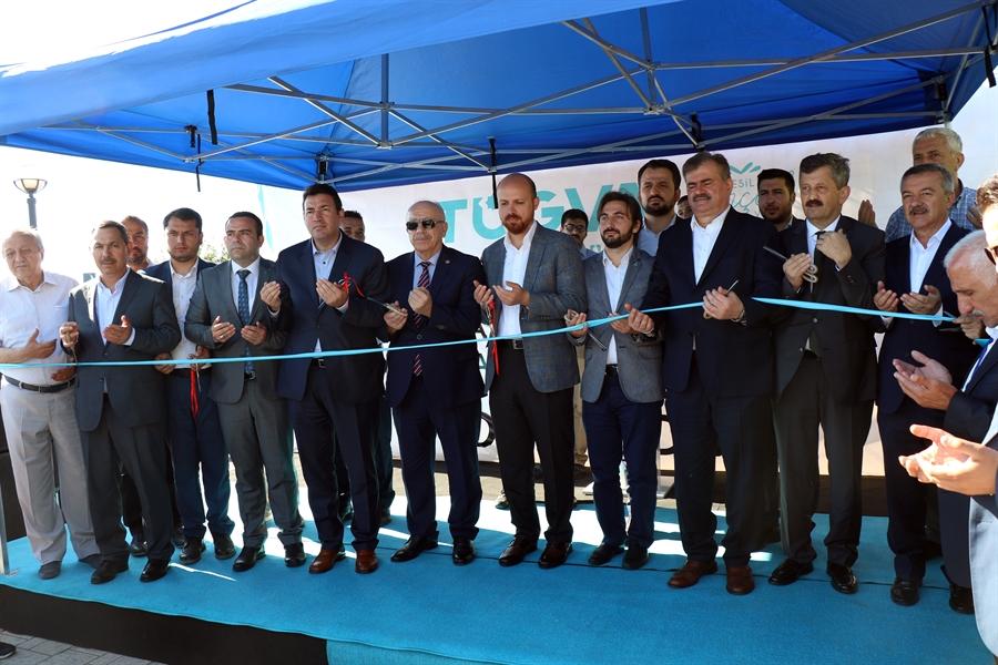 Resim TÜGVA Zonguldak Temsilciliği Açıldı