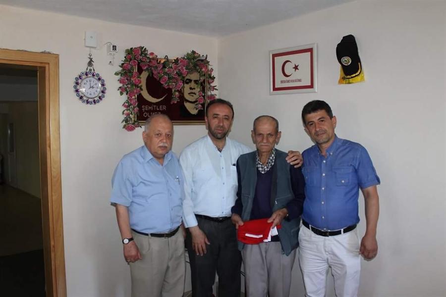 Resim Çaycuma'da Şehit Aileleri Ziyaret Edildi