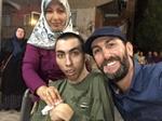 Resim Engellilere İçin Seferber Olundu