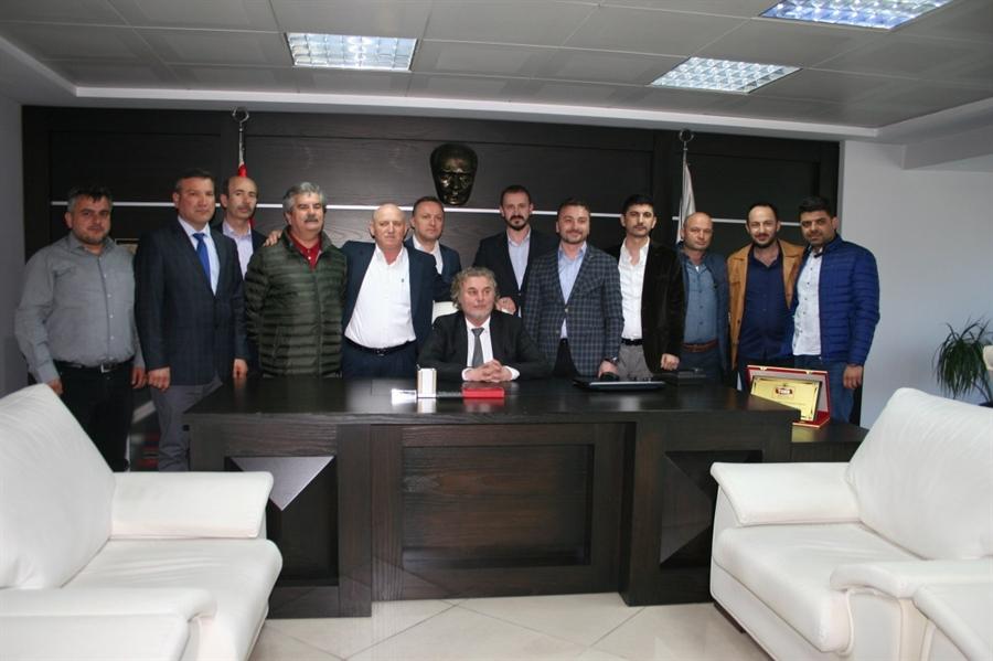 """Resim Kamitoğlu, """"Çaycuma'da Mesleki Eğitim Yaygınlaşıyor"""""""