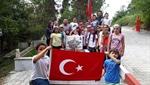 Resim Kurs Öğrencileri Şehit Gökhan Kurak'ın Mezarını Ziyaret Etti