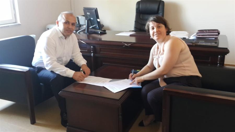 Resim İl Sağlık Müdürlüğü ve BEÜ Arasında Protokol İmzalandı