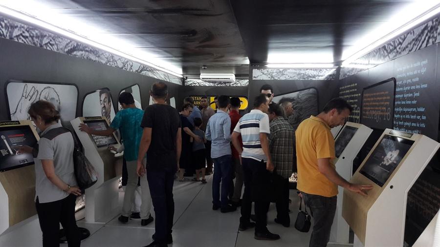 Resim Narkotik Çaycuma'da Halkı Bilinçlendirdi