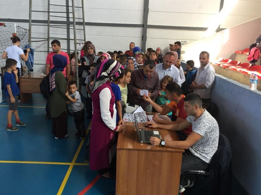 Resim Çaycuma'da Yetenek Tarama Projesi Gerçekleştirildi