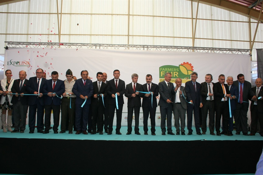 Resim Çaycuma'da Batı Karadeniz Gıda Tarım ve Hayvancılık Fuarı Açıldı