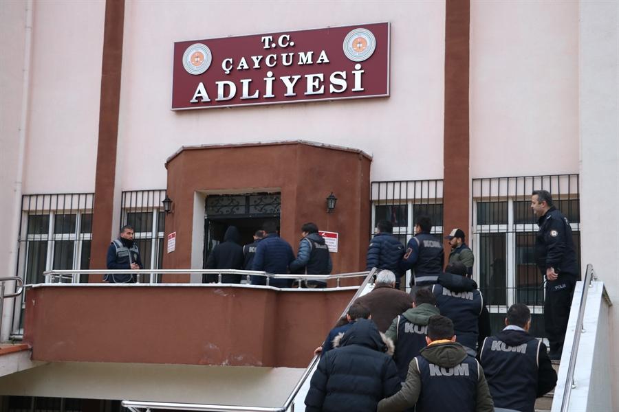 Resim Tarihi Eser Operasyonunda 6 Tutuklama