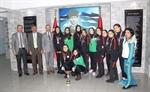 Resim Oktay Olcay Yurtbay Lisesi Kız Voleybol Takımı İl Birincisi Oldu