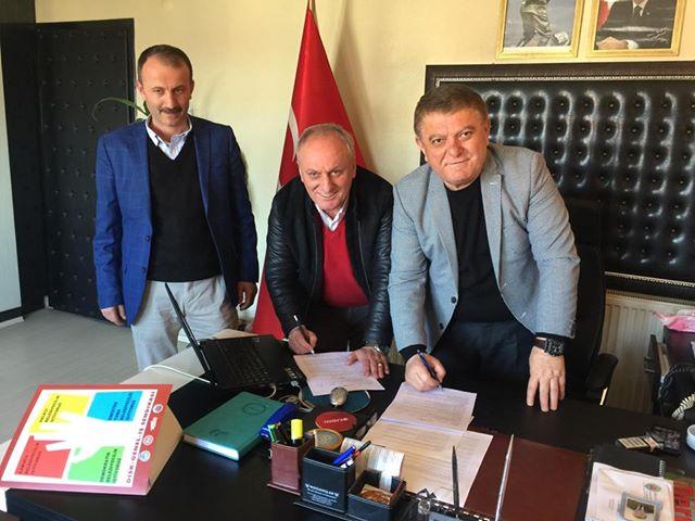 Resim Nebioğlu, bağlı Genel-İş Sendikası ile Toplu Sözleşme İmzaladı