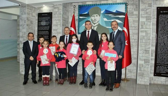 Resim Çomranlı İlkokulu eTwinning School (Avrupa Okulu) Oldu