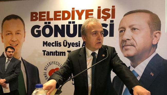 """Resim Milletvekili Uçar, """"Zonguldaklıyım Demekten Utanıyorum"""""""