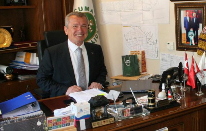 Resim Mazbatasını Alan Bülent Kantarcı İkinci Kez Başkanlık Koltuğuna Oturdu
