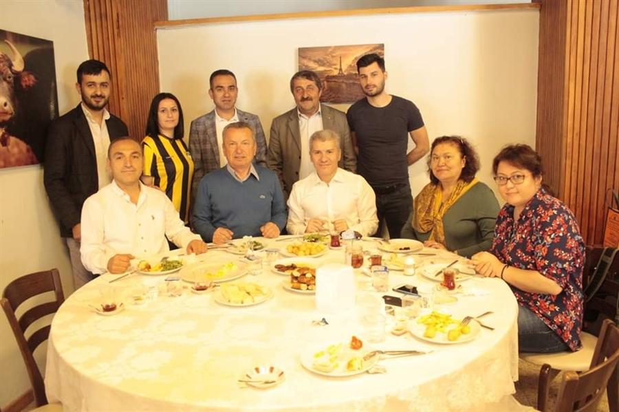 Resim Çaycumaspor Sezon Sonu Kahvaltısı Düzenledi