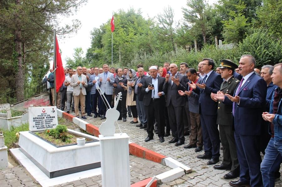 Resim Çaycuma'da 15 Temmuz Şehitleri Anma, Demokrasi ve Milli Birlik Günü Etkinliği Gerçekleşti