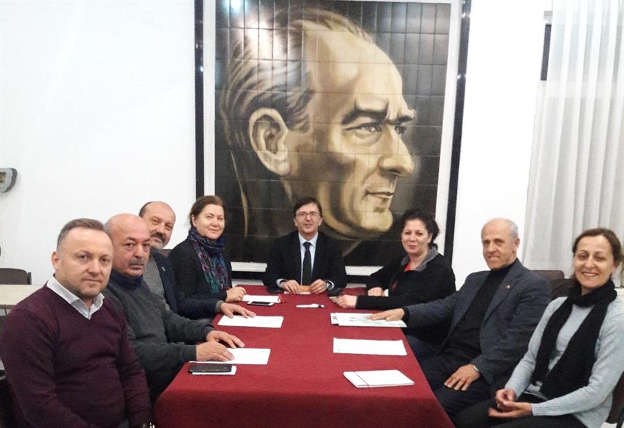 Resim Kent Konseyi İlk Toplantısını Gerçekleştirdi