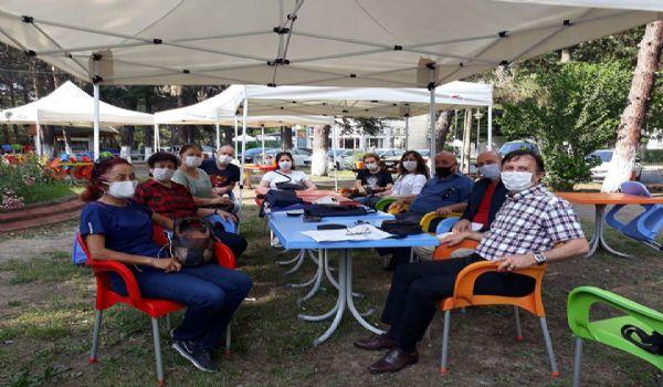 Resim Çaycuma Kent Konseyi Toplandı