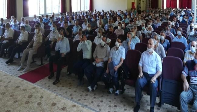 Resim Çaycuma Müftülüğü'nün Temmuz Ayı Din Görevlileri Toplantısı Yapıldı