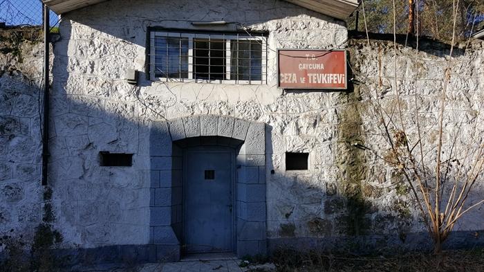 """Resim Çaycuma Eski Cezaevi """"Müze-Kütüphane"""" Oluyor"""