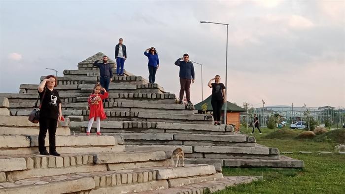 Resim Çaycuma ADD, İzmir'in Düşman İşgalinden Kurtuluşunu Kutladı