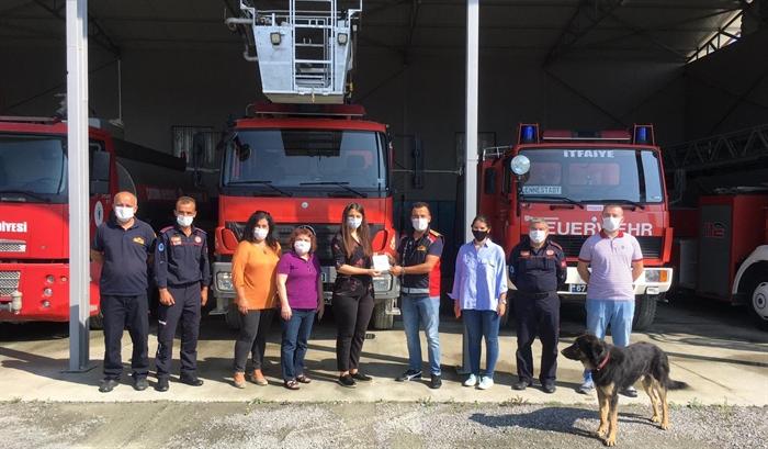 Resim Çaycuma ADD, Yangından Korunma ve İtfaiyecilik Haftasını Kutladı