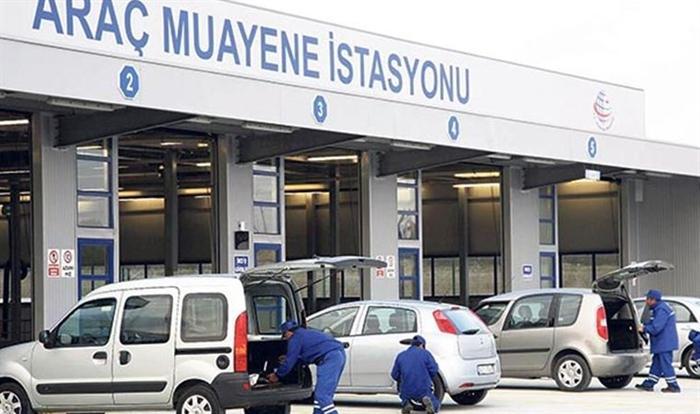 Resim Araç Muayene İstasyonu 10 Dönümlük Alana Kuruluyor