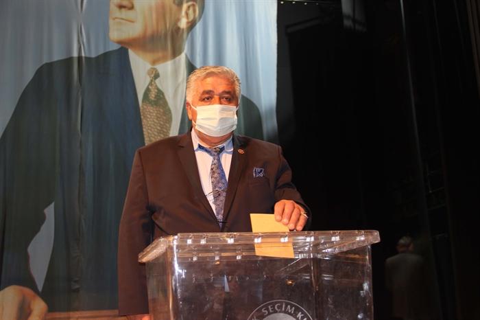 Resim Çaycuma Muhtarlar Derneği Başkanı Süleyman Baysal Oldu