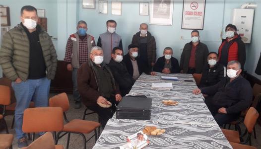 Resim Veliköy Spor Kulübü Kongresi Gerçekleştirildi